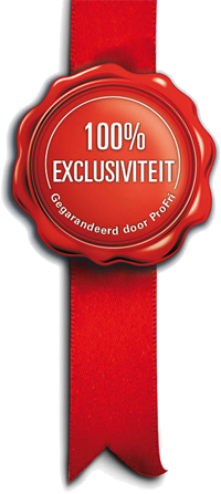 Zegel lang 100 procent exclusiviteit w200